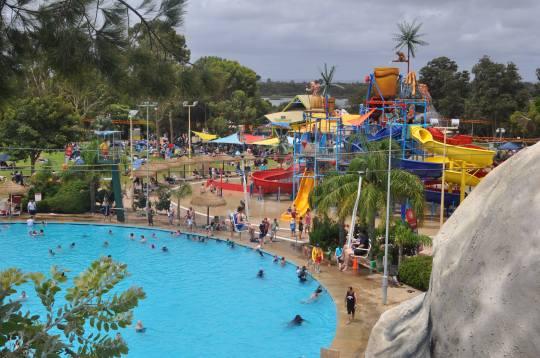 waterpark perth